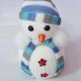 Cute Snowman Hanging Christmas Tree Ornament