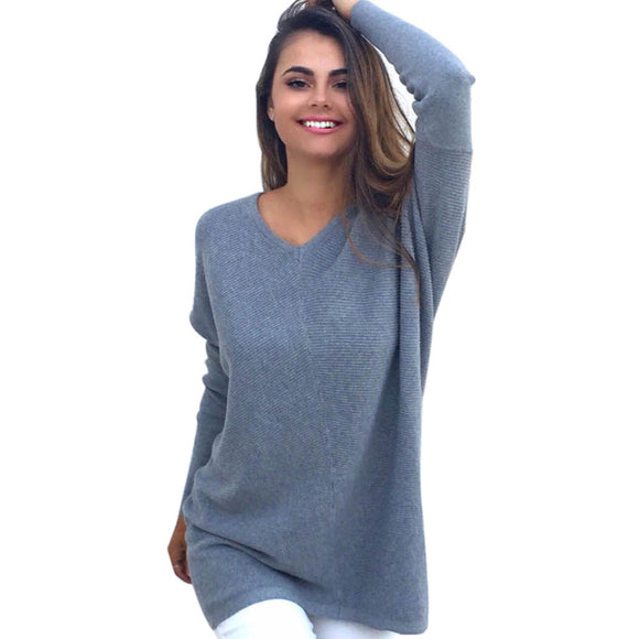 Stylish Soft Knitted Sweater