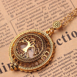 Classic Tree Of Life Pendant Necklace