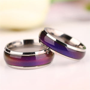 Vintage Style Emotion Color Changing Mood Ring