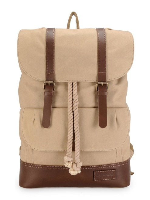 Men's Khaki Backpack