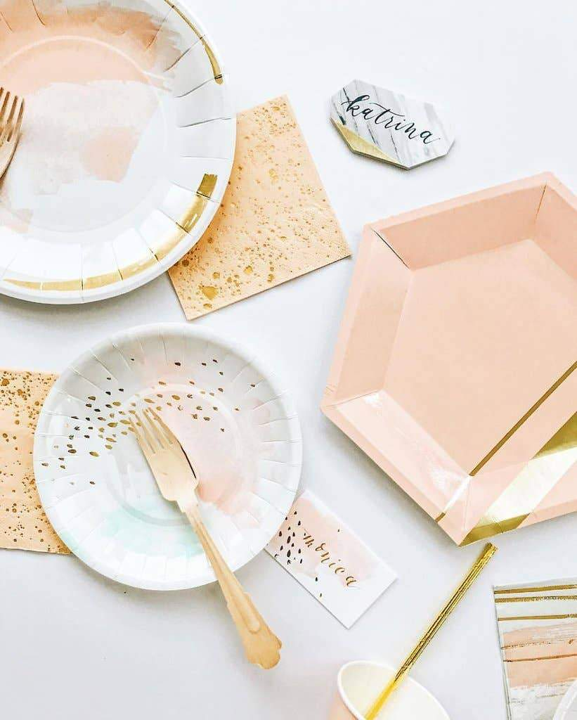 Marbled Place Cards - Preorder
