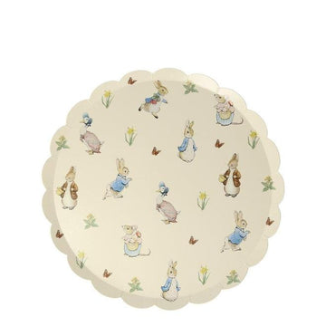 Peter Rabbit & Friends Plate