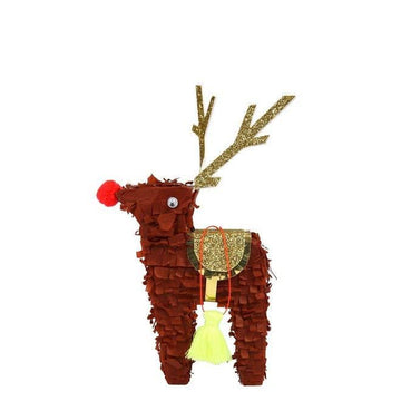 Reindeer Mini Piñata Favour