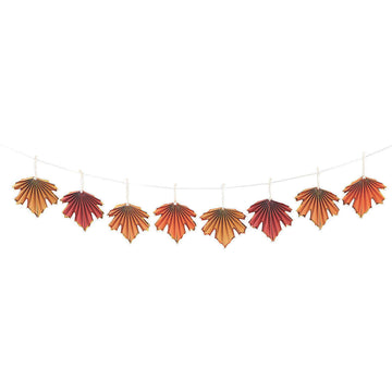 Harvest Maple Leaf Banner