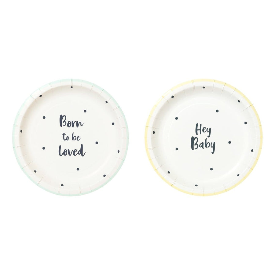 Born to Be Loved Plates - Preorder