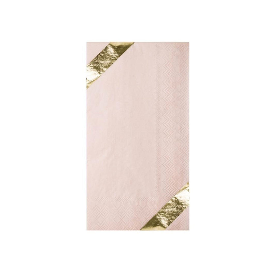 On Wednesday Ballet Pink Guest Napkins