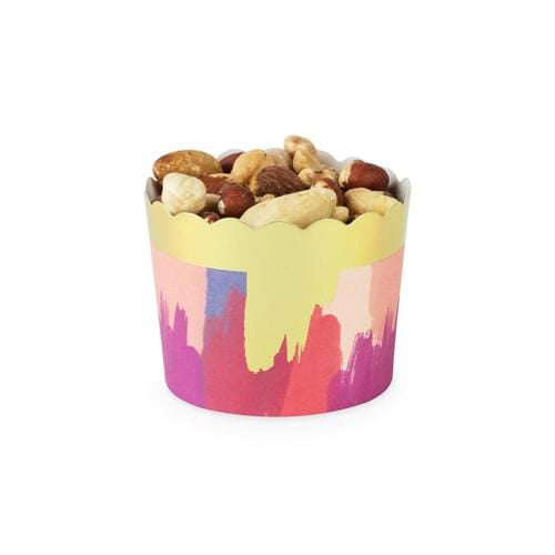 Cakewalk Pink and Gold Treat Cups