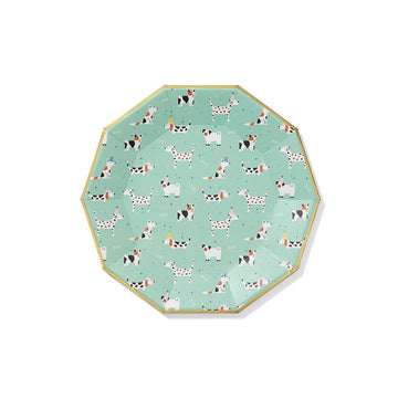 Party Pup Pattern Plates