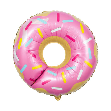 Jumbo Metallic Donut Balloon