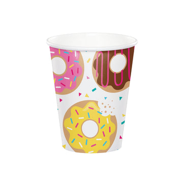 Doughnut Party Cups