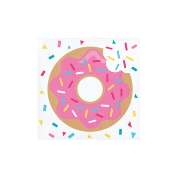 Doughnut Party Napkins