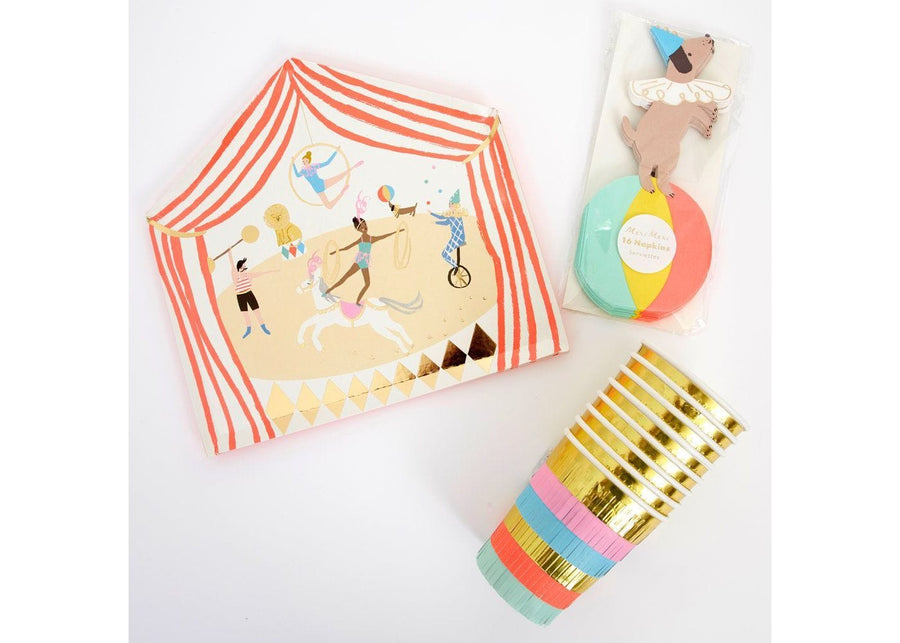 Meri Meri Circus Party Supplies