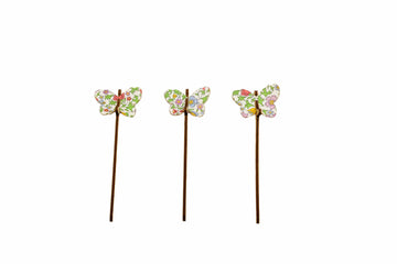 Liberty Butterfly Cake Toppers - Godington