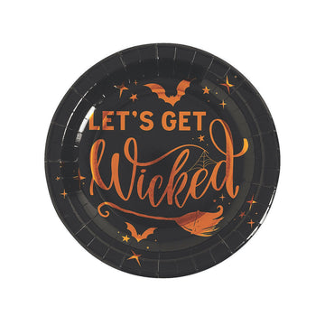 Let's Get Wicked Plates