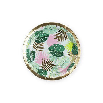 Monstera Jungle Plates - Small