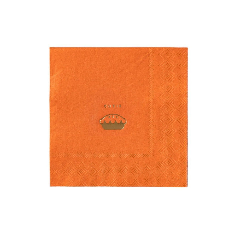 My Mind's Eye Cutie Pie Thanksgiving Napkins