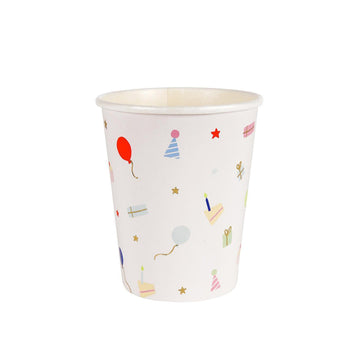 Party Pattern Cups