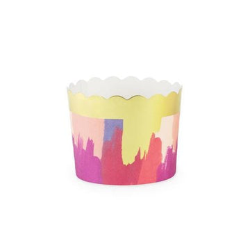 Pink and Gold Treat Cups