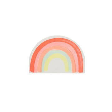 Die Cut Rainbow Napkins
