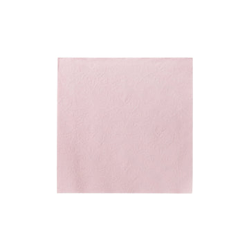 Pink Embossed Napkins