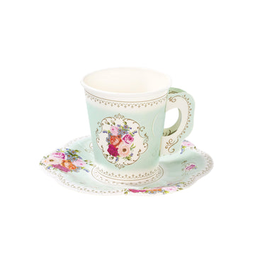 Truly Scrumptious Teacup and Saucer