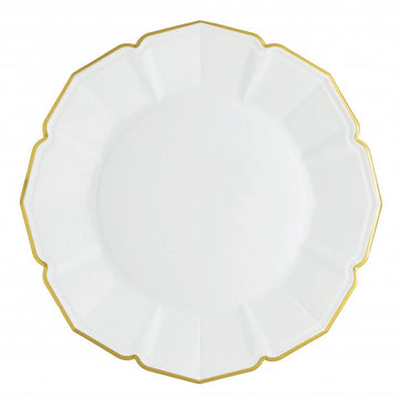 Snow White Dinner Plates - Large