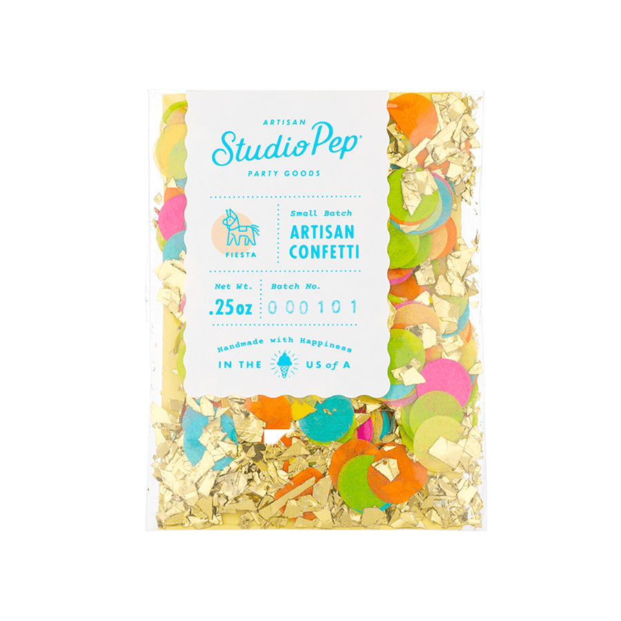 Fiesta Tissue Confetti - Mini Pack
