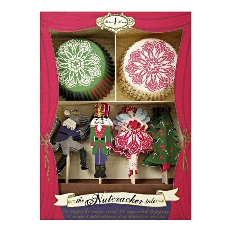 The Nutcracker Tale Cupcake Kit