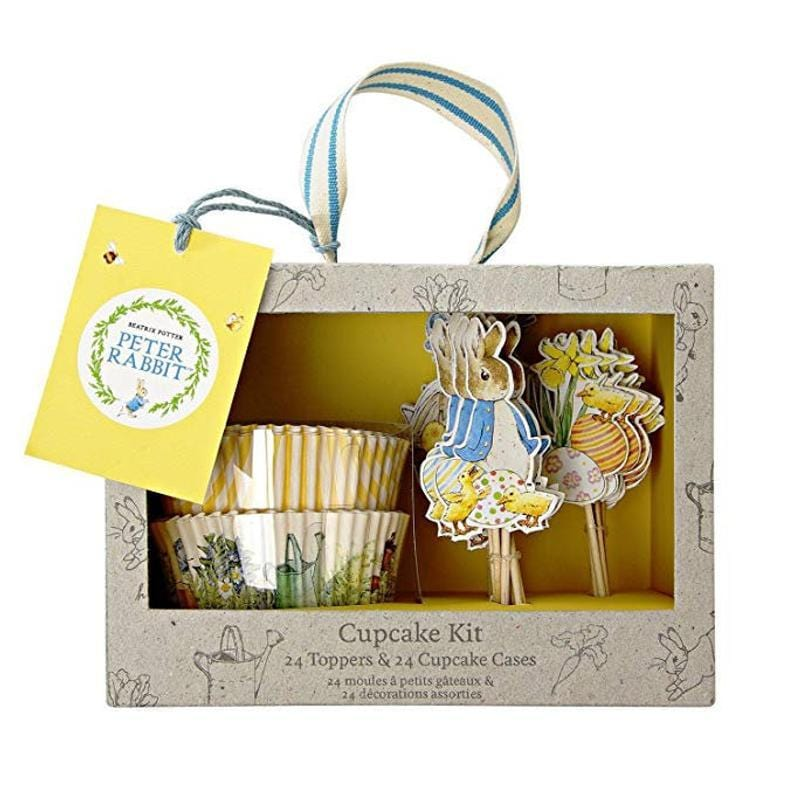 Peter Rabbit Daffodil Easter Cupcake Kit