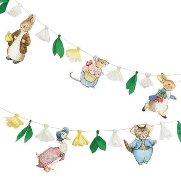 Peter Rabbit Easter Garland Decoration