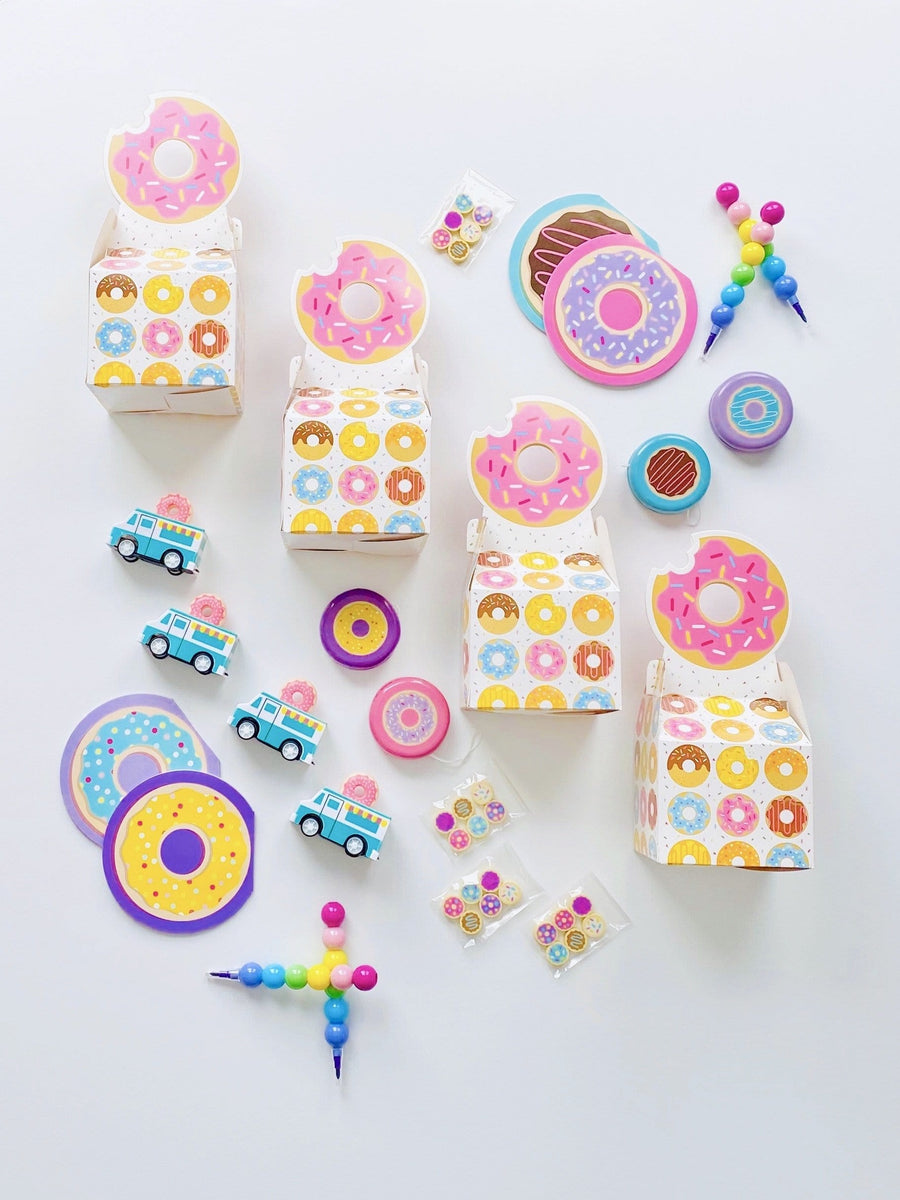 Doughnut Party Favour Kit