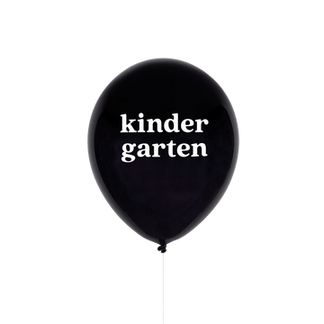 Kindergarten Balloon