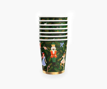 Nutcracker Party Cups