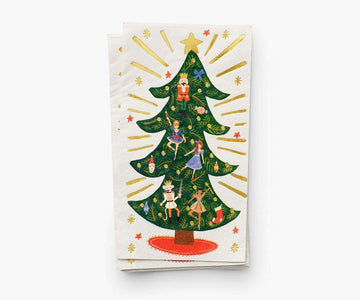 Rifle Paper Co Nutcracker Napkins