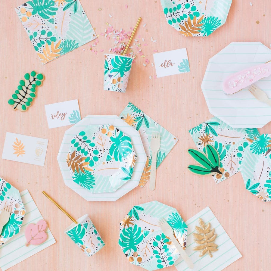 Tropical Jungle Party Supplies