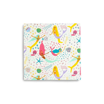 Shell Yeah Mermaid Napkins - Large