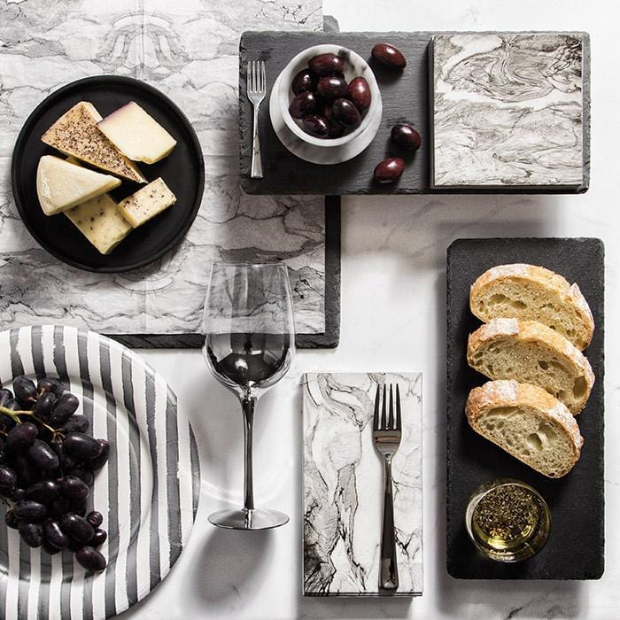 Napoli Marbled Napkins (Large) - Preorder