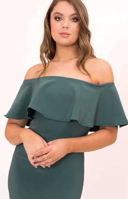 Grace Dress- Teal