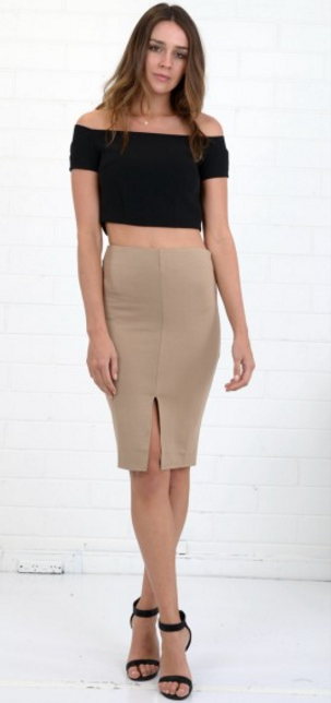 out of Balance Skirt