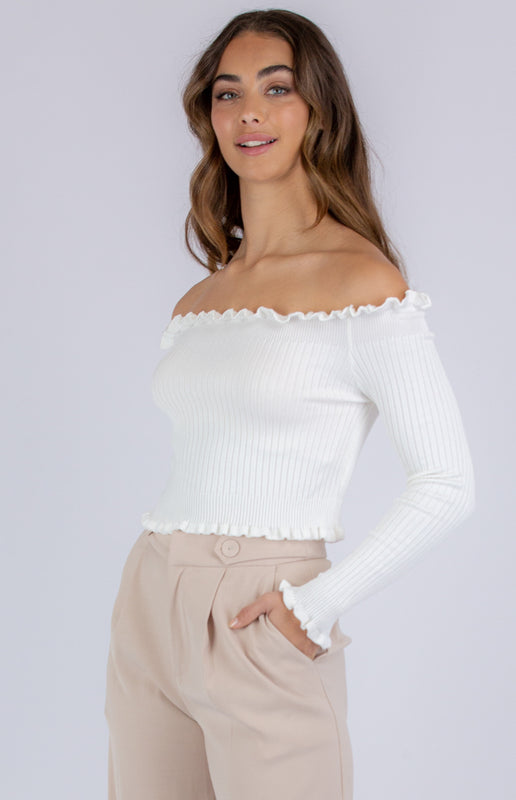 Julie Off Shoulder Top