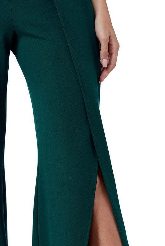 April Jumpsuit- Emerald