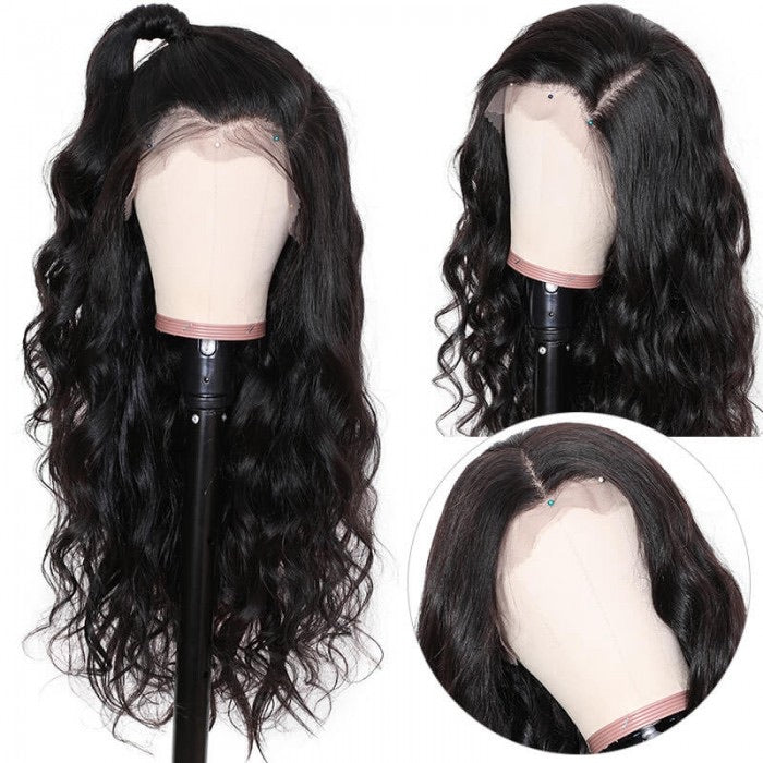 360 lace body wave Human Hair wig
