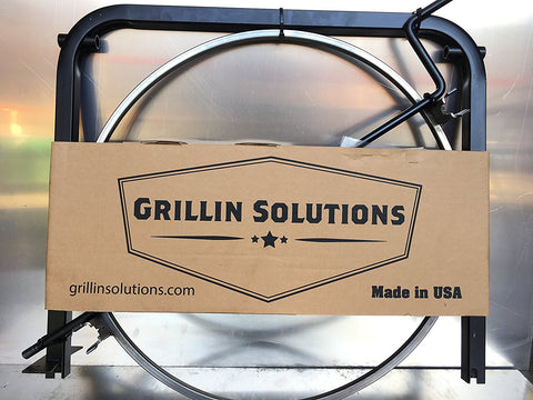 "Grillin Solutions 22"" Webber Grill Attachment"