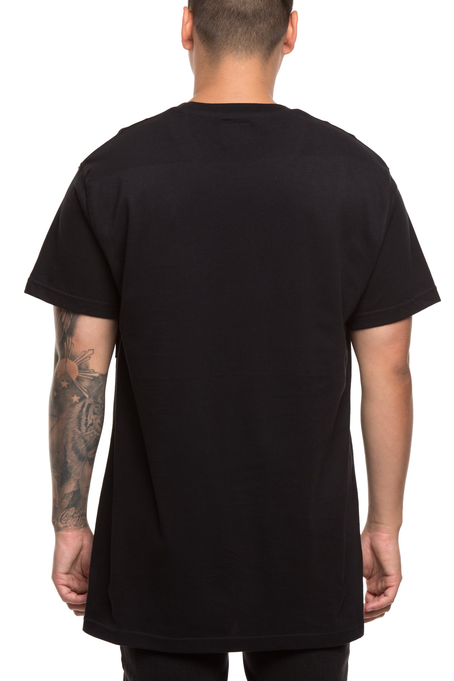 LOITER NYC TEE - Black