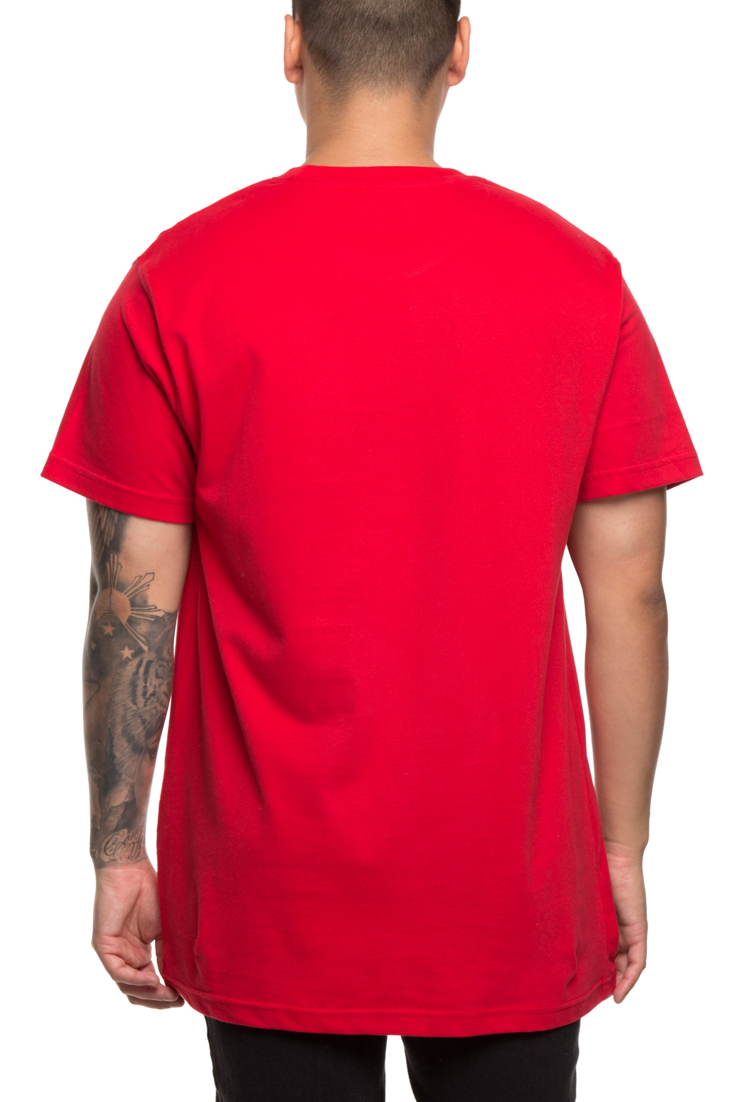 LOITER NYC TEE - Red