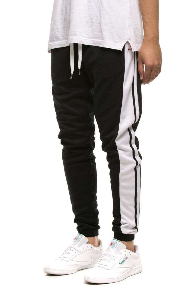 JAGUAR PANTS - Black