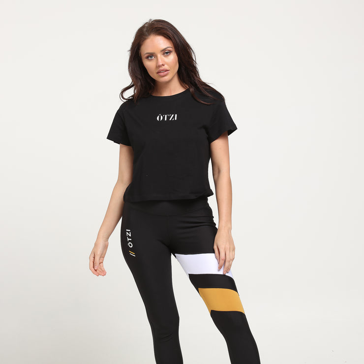 Ötzi Valiant Tee Black