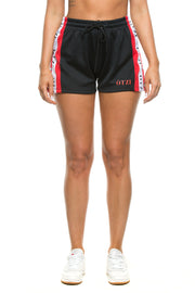 Otzi Hasp Short Black/Red