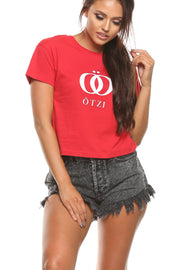 Ötzi Pivot Tee Red